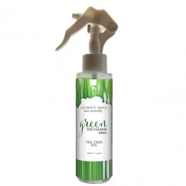Sex Toy cleaner Intimate Earth Green Tea Spray 125 ml