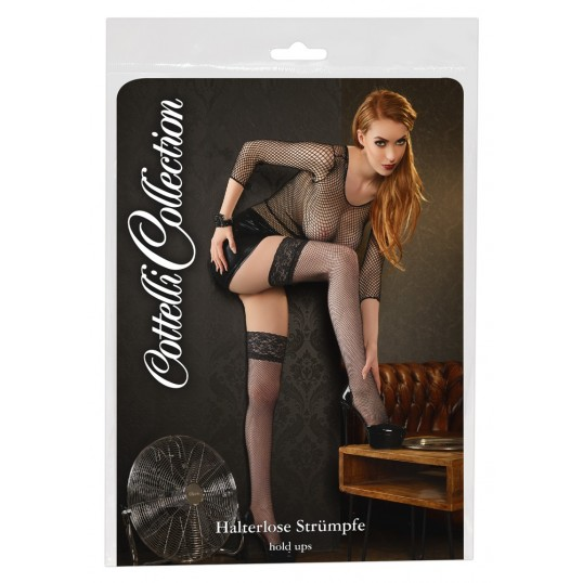 Hold-up Net Stockings 2
