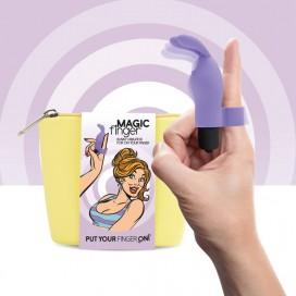 FeelzToys - Magic Finger Vibrator Purple