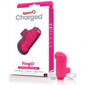 Pirksta vibrators no The Screaming O rozā