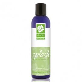 Sieviešu intīmās zonas mazgāšanas līdzeklis Sliquid - Remdējošs Gurķis 255 ml
