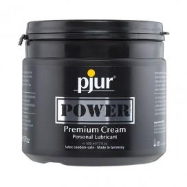 Pjur - Power Premium Cream Personal Lubricant 500 ml