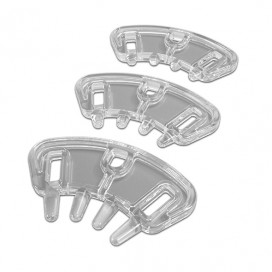Mystim - Fang Gang Spacers with Spikes