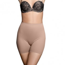 Bye Bra - Invisible Short Nude XL