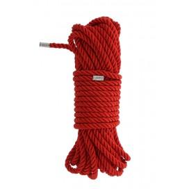 BLAZE DELUXE BONDAGE ROPE 10M RED