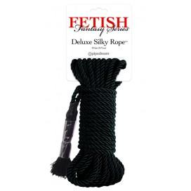 FFS Deluxe Silk Rope Black