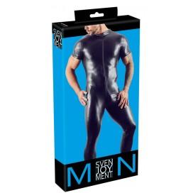 Сексуальные Мужские костюмы и боди Эротические Men's Jumpsuit 2XL
