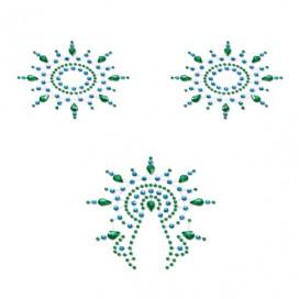 Petits Joujoux - Gloria Set Turquoise & Green