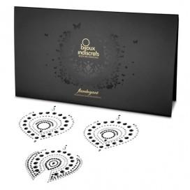 Bijoux Indiscrets - Flamboyant Black & Silver