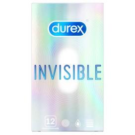 Durex Invisible extra dünn x12