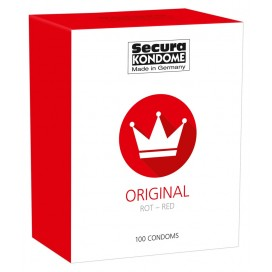 Secura Red 100 pcs.