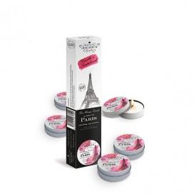 Masāžas svece ar 5gab uzpildāmiem iepakojumiem Petits Joujoux - Paris 33 g