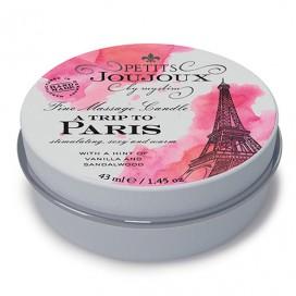 Petits Joujoux - Massage Candle Paris 33 gram