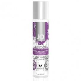 System JO - All in One Sensual Massage Glide Lavender - 30 ml.