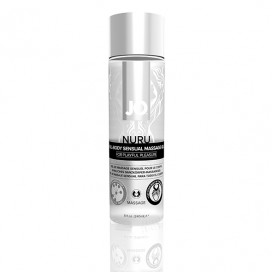 System JO - Nuru Full Body Sensual Massage Gel 240 ml