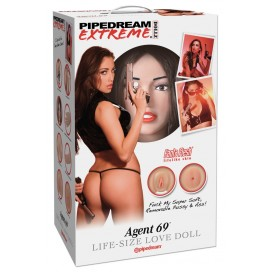 PED Agent 69 Life-Size Love Do