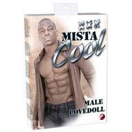 -1-Mīlas Seksa lelle realistiskā Mista Cool XXX Male Love Doll