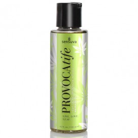 Sensuva - Provocatife Cannabis Oil & Pheromone Infused Massage Oil 120 ml