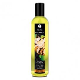 Masāžas eļļa Mandeļu saldums Shunga - Organica