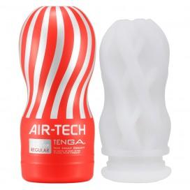 Masturbators TENGA Air Tech profesionāls/15,5cm sarkans