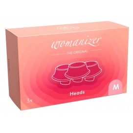 womanizer Premium eco Heads M