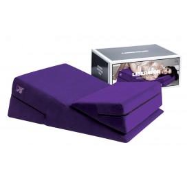 Подушка для секса фиолетовая