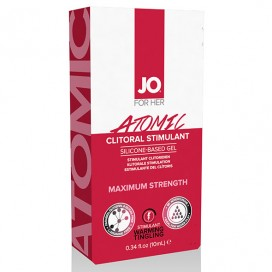 System JO - For Her Clitoral Stimulant Warming Atomic 10 ml