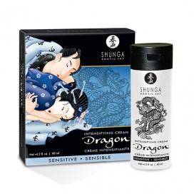 Intīmais stimulējošs krēms pāriem Shunga Dragon 60ml