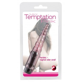 Anālais Vibrators Temptation mini pink