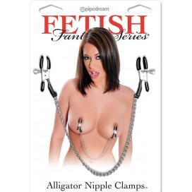 FFS Alligator Nipple Clamps