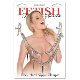 FFS Rock Hard Nipple Clamps