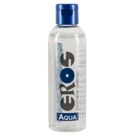 Lubrikants EROS Aqua 50ml Uz Ūdens Bāzes