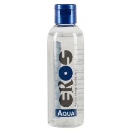 Lubrikants EROS Aqua 100ml Uz Ūdens Bāzes