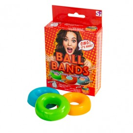 Ball Bands 3 pcs