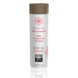 Body Oil Strawberry 75 ml