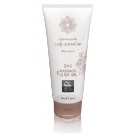 Lubricant Gel 2in1 Silky Touch 200ml
