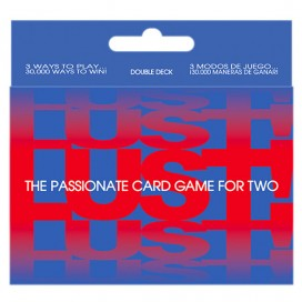 Kheper Games - Lust! Card Game