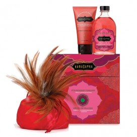 Kama Sutra - Treasure Trove Gift Set Strawberry
