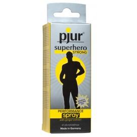 Sprejs jūtīgumu samazināšanai superhero strong 20ml
