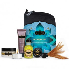 Kama Sutra - Getaway Kit Romantic Treats