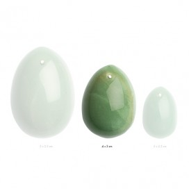 La Gemmes - Yoni Egg Jade (M)