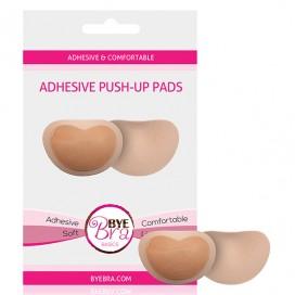 Bye Bra - Adhesive Push-Up Pads Nude