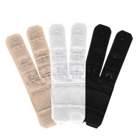 Bye Bra - Bra Extenders 2-Hook 3 Colours