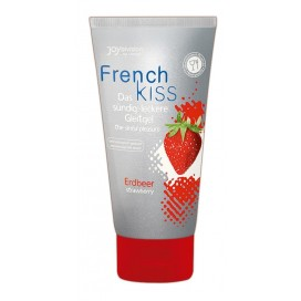 Lubrikanti ar aromātu Frenchkiss Strawberry 75ml