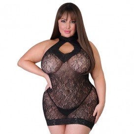 Fifty Shades of Grey - Captivate Spanking Mini Dress Curve