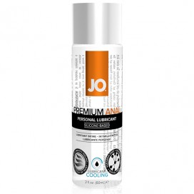 Atsvaidzinošs lubrikants System JO - Premium Anal Silicone Cool 60 ml