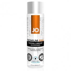 Atsvaidzinošs lubrikants System JO - Premium Anal Silicone Cool 120 ml
