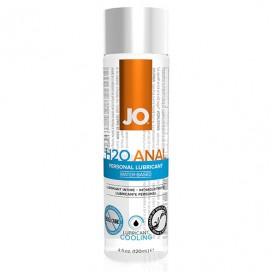 Anālais Lubrikants Dszesējošs System JO - H2O 120 ml