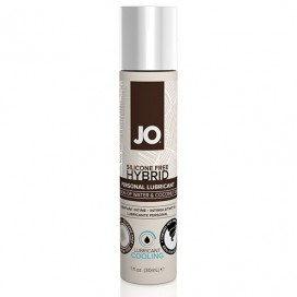 Lubrikants System JO - Silicone Free Hybrid Coconut Cooling 30 ml