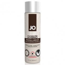 Lubrikants System JO - Silicone Free Hybrid Coconut Warming 120 ml